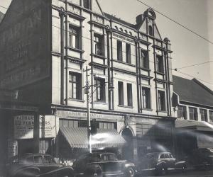 Rosenburg Arcade c1955