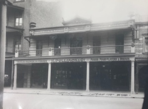 Royal Arcade c1930