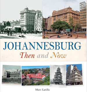 Johannesburg Then & Now front cover