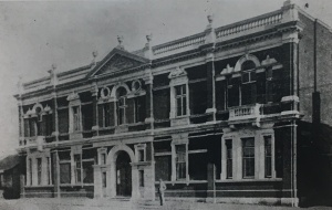 Masonic Hall Jeppe Street