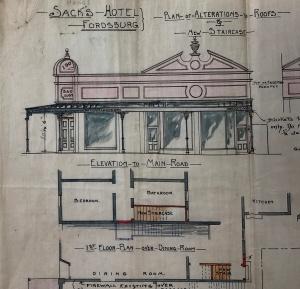Sacks Hotel 1905