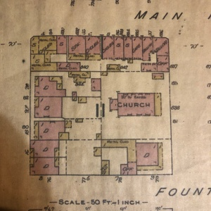 First DRC church in Fordsburg
