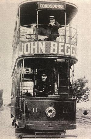 Forsdburg Tram No.11 1906