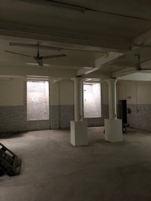 Fordburg Hotel basement