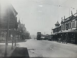 Forsdburg Main road c1910