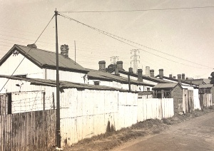 Fordsburg miners houses