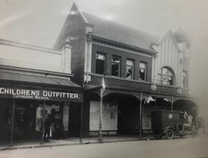 Rose building 1922