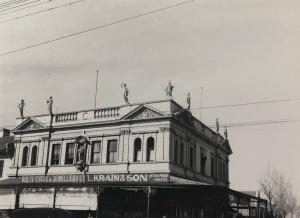 Olympia Buildings c1950