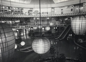 Interior of Orinetal Plaza 1978