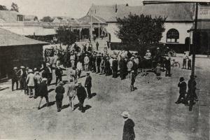 Fordsburg square 1922