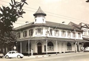 Tramway Hotel 1973