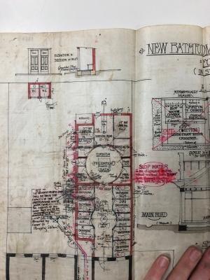 Isrealestam's Building plans