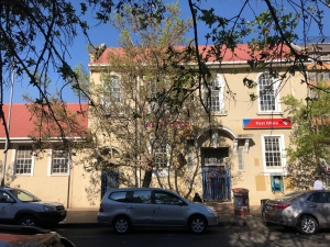 Fordsburg post office