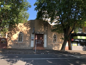 Unkown church Fordsburg