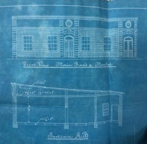 Original building c1892