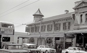 Tramway hotel Fordsburg