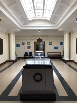 Transvaal Memorial hospital hall