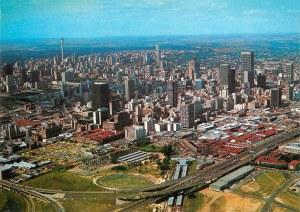 1980s postcard Ferreirastown