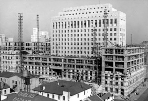 45 Main Street under construction
