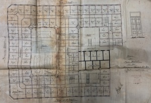 African or Rand Hotel floor plan