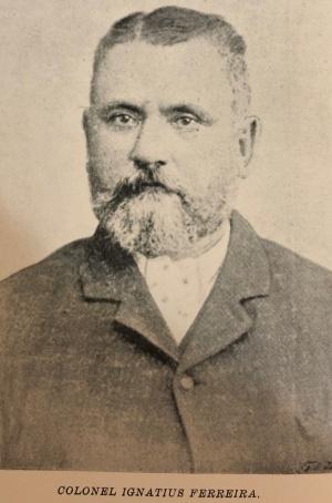 Colonel Ignatius Ferreira