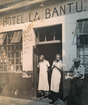 hotel la bantu west str