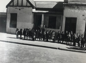 Chinese School Alexnader str c1940