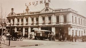 L Suzman tobacco merchant