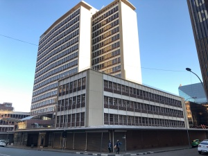 Rand Hotel site 2020