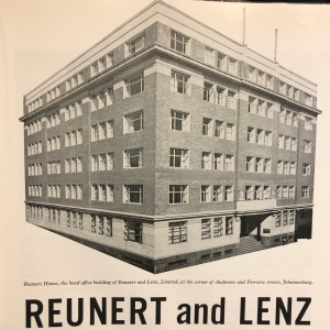 Reunert and Lenz HQ