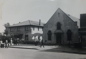 Westgate methodist church c1960