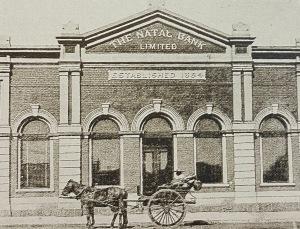 1st Natal Bank