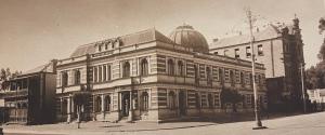 Park Synagogue De Villiers Street