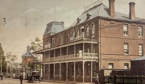 Hotel Victoria Plein Street