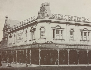 Store Bothers 1st store